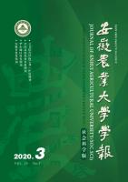 安徽农业大学学报(社会科学版)